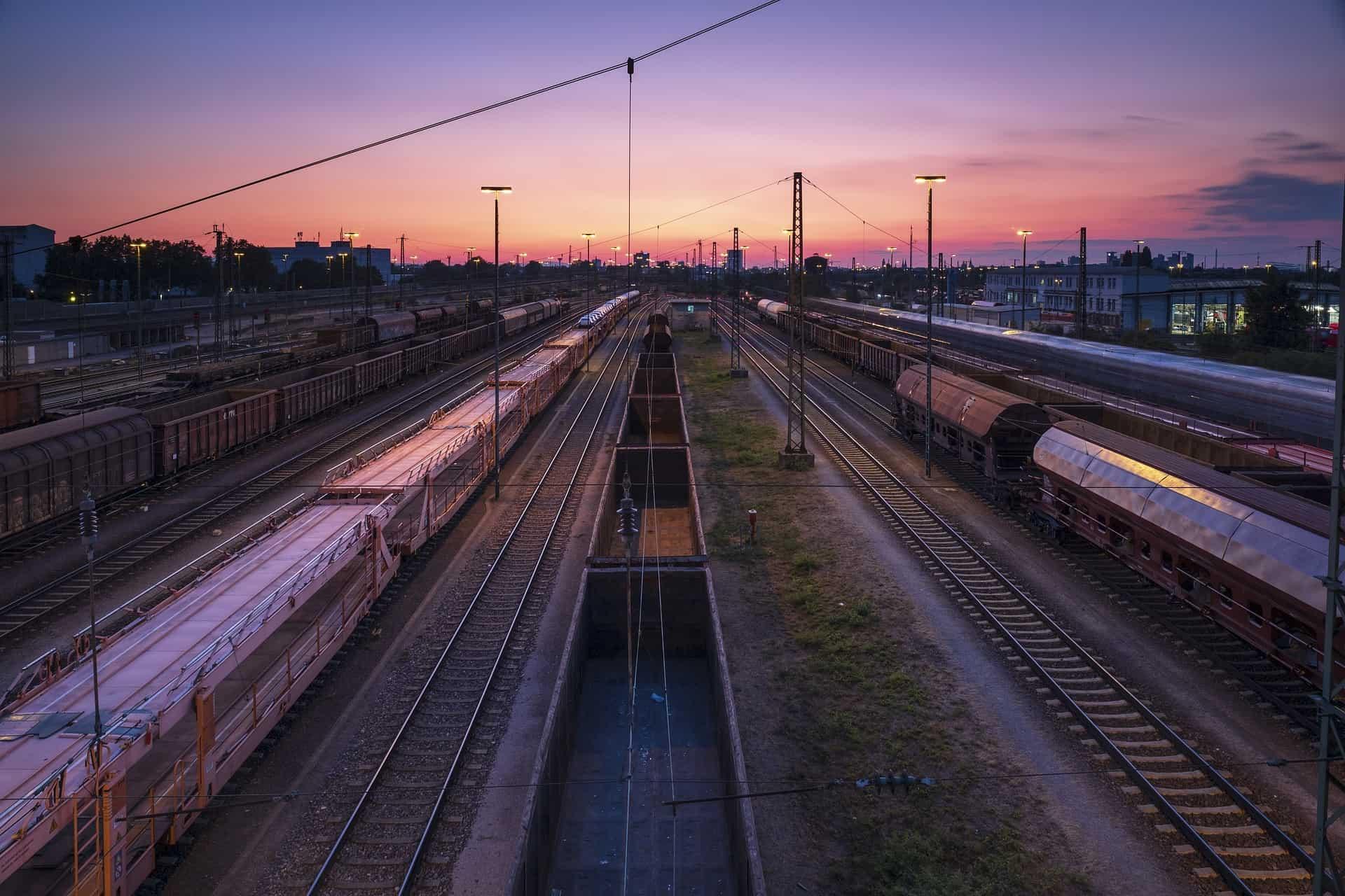 goods railway freight