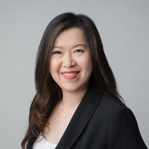 Carolyn Chin-Parry, digital leader